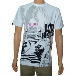 Camiseta Jart Love - Blanco