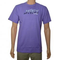 Camiseta Jart Diagonal - Violet