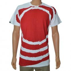 T-Shirt Jart Painter - White/Red