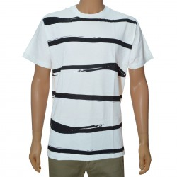 Camiseta Jart Decks - White/Black