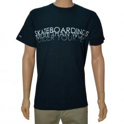 Camiseta Jart Skateboarding - Negro