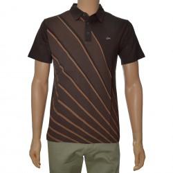 Polo Shirt Jart Rising - Chocolate