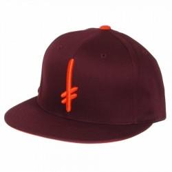 Deathwish Gang Logo Red Hat