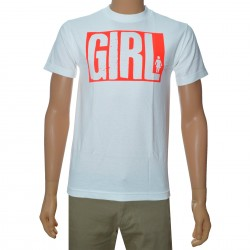 Camiseta Girl Big - Blanco
