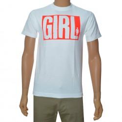 T-Shirt Girl Big - Branco