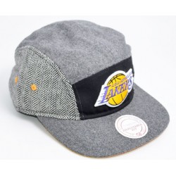 Boné Mitchell&Ness 5 panel - Lakers