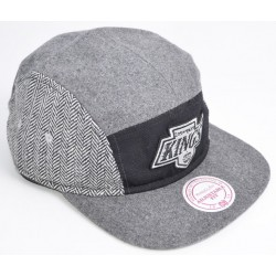 Boné Mitchell&Ness 5 panel - Kings