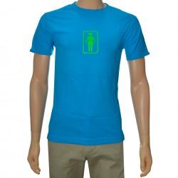 T-Shirt Girl OG - Turquoise