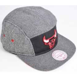 Boné Mitchell&Ness 5 panel - Bulls