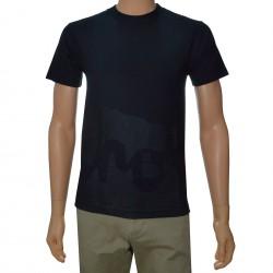 T-Shirt Chocolate Two Tone - Black/Black