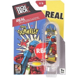 Fingerboard Tech Deck Real Jake Donnely 2/6