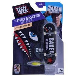 Fingerboard Tech Deck Pro Skater Series 2 Baker Andrew Reynolds 1/6