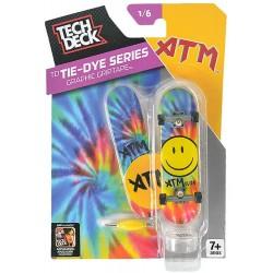 Fingerboard Tech Deck Tie-Dye Series ATM 1/6