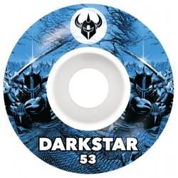 Rodas Darkstar Throwback 2 Blue - 53mm
