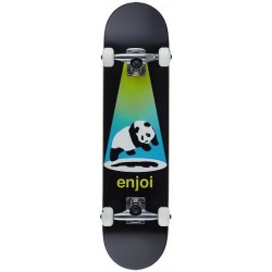"""Skate Completo Enjoi Abduction Yellow/Blue - 7.5"""""""""""