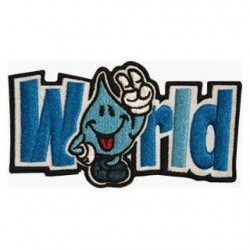 World Industries Wet Willy Patch
