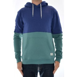 Sweat Hood DC Rebel Block - Summer Blues