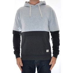 Sweat Hood DC Rebel Block - Grey Heather