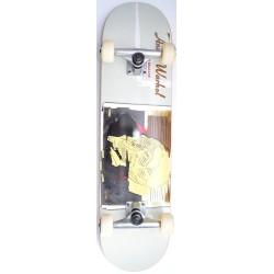"""Skate Completo Alien Workshop Andy Wharol Omar Salazar - 7.875"""""""""""