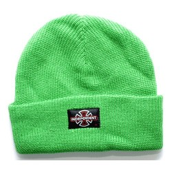 Independent Pier Kelly Green Beanie