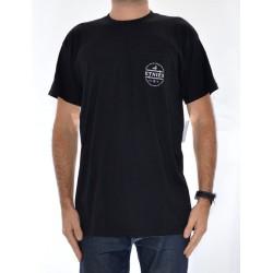 T-Shirt Etnies Sword Seal Pocket - Black