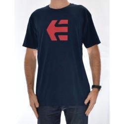T-Shirt Etnies Mod Icon - Navy