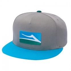 Lakai Giant Grey Cyan Hat