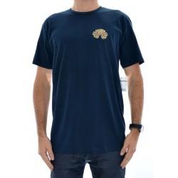 T-Shirt Etnies Tropical Cheers - Navy