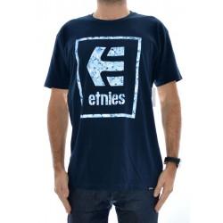 T-Shirt Etnies Bloodline Icon - Navy