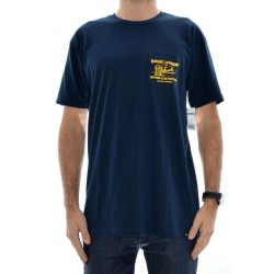 T-Shirt Etnies Beer and Fish - Navy