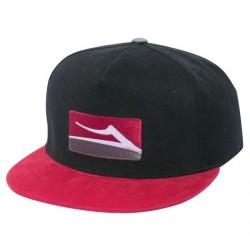 Lakai Giant Black Red Hat