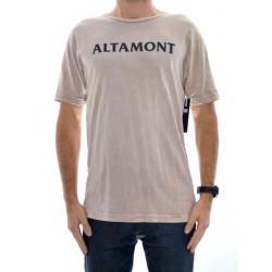 T-Shirt Altamont Logo - Natural