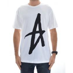 T-Shirt Altamont Decade Ivon - White