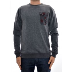 Sweat Crew DC Holgate - Charcoal