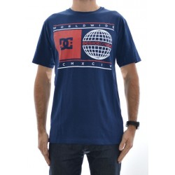 T-Shirt DC Oracular - Varsity Blue