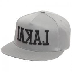 Lakai Backwards Grey Hat