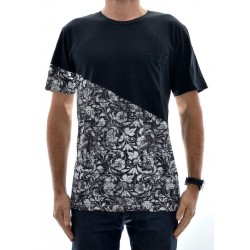 T-Shirt DC Bloomington - Black Regal Rags
