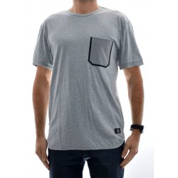 T-Shirt DC Beryle - Heather Grey