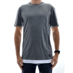 T-Shirt DC Conover - Charcoal Heather