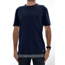 T Shirt DC Conover - Dark Indigo