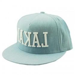 Lakai Backwards Light Blue Hat