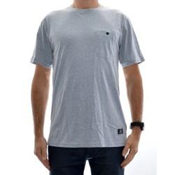 T-Shirt DC Durlston - Blue Iris Etnic Print