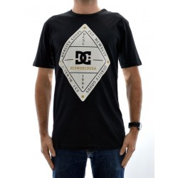 T-Shirt DC Long Day - Black