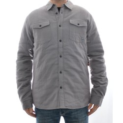 Camisa Habitat Field Essentials - Grey