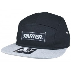 Boné Starter Label 5 panel - Black