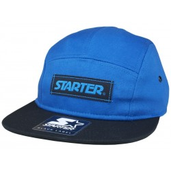 Boné Starter Label 5 panel  - Blue