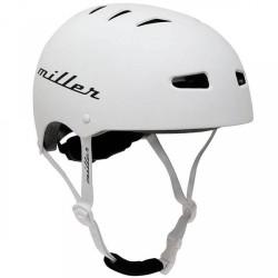 Capacete Miller Pro-Helmet Boa - White