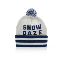 Gorro Official Snow Daze Pom - Blue