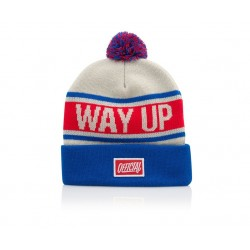 Gorro Official Way Up Pom - Red
