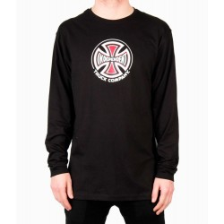 Longsleeve Independent TruckCo - Black